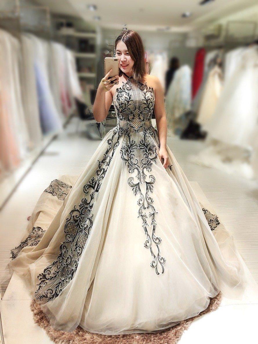 嘉義紐約紐約婚紗攝影-試穿心得1