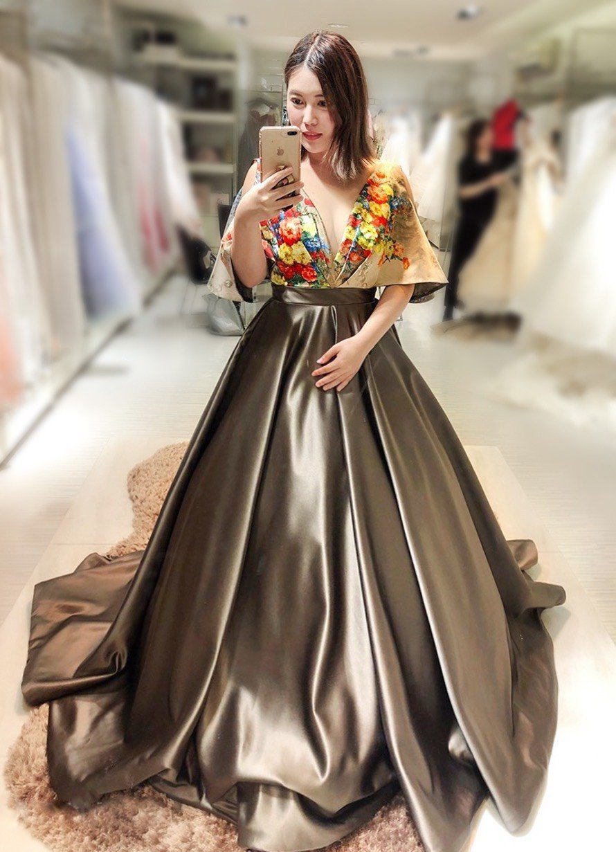 嘉義紐約紐約婚紗 攝影-試穿心得3