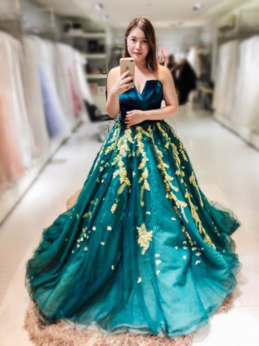 嘉義紐約紐約婚紗 攝影-試穿心得6