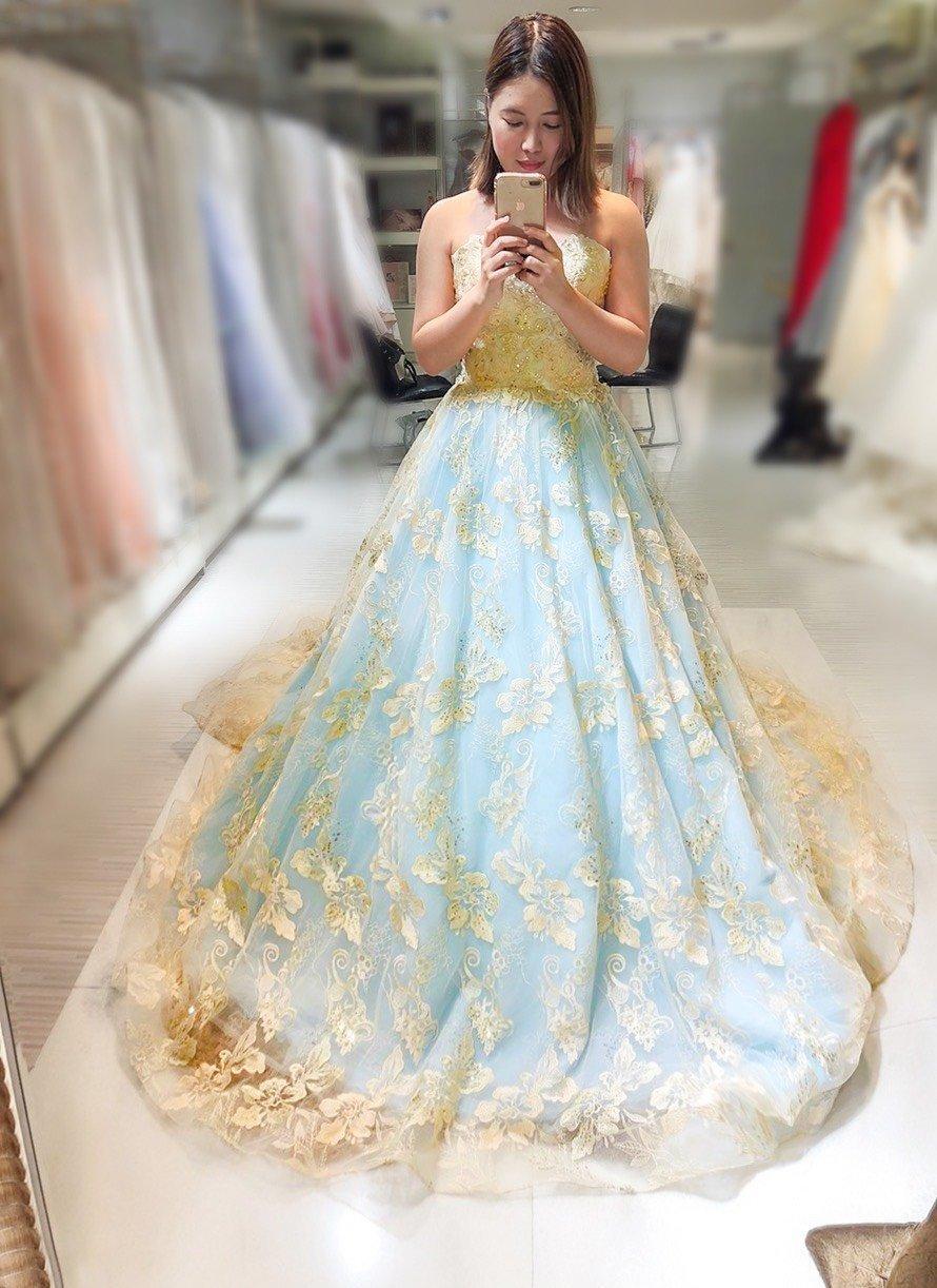 嘉義紐約紐約婚紗攝影-試穿心得2
