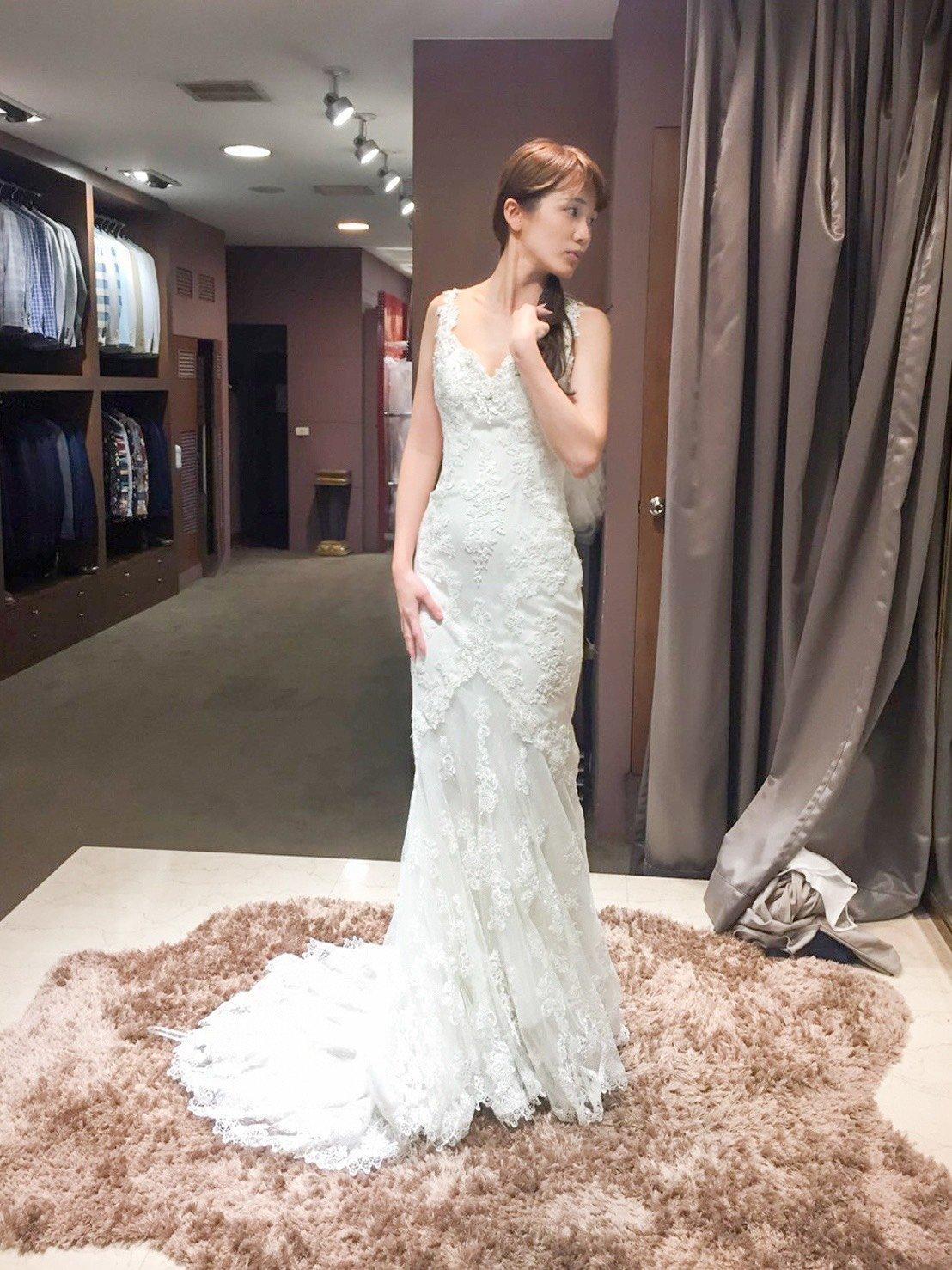嘉義紐約紐約婚紗試穿心得3