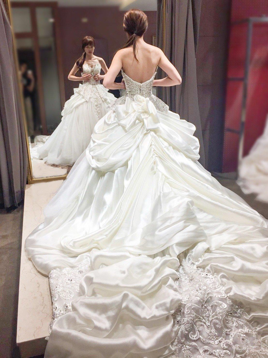 嘉義紐約紐約婚紗試穿心得6