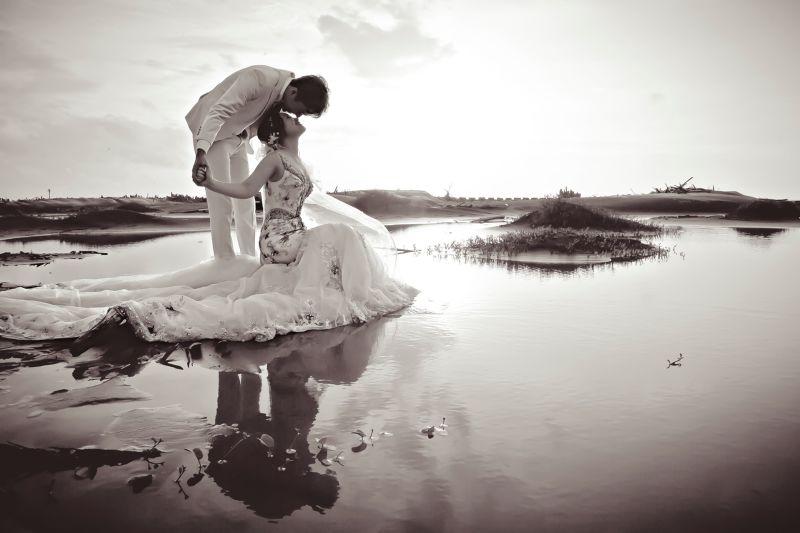 婚紗照分享