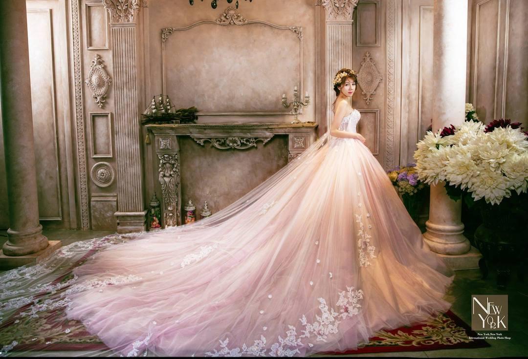 紐約紐約 婚紗禮服